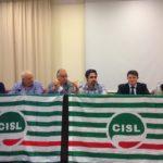 Antonio Perrone eletto componente di segreteria della Cisl di Lecce