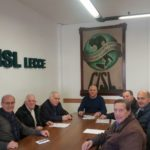 Cambio della guardia nel Sicet Cisl di Lecce: Alessandro Monosi il nuovo segretario provinciale