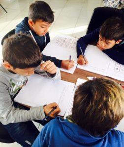 Proseguono i laboratori di lingua italiana per i bambini rom organizzati da Anteas e Anolf di Lecce