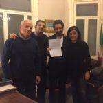 Cgil Cisl e Uil di Lecce siglano il protocollo Fers con il comune di Gallipoli