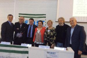 Antonio Perrone rieletto segretario generale della First Cisl di Lecce