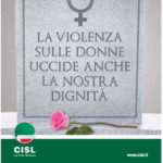La Cisl di Lecce contro la violenza sulle donne