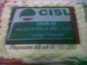 Acquarica del Capo: Inaugurazione Sede CISL
