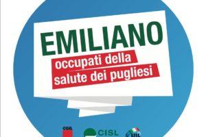 """La Cisl di Lecce aderisce alla campagna """"Emiliano occupati della salute dei pugliesi"""""""