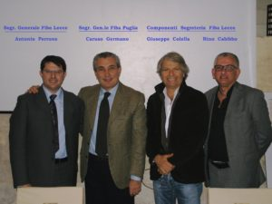 FIBA: Congresso Provinciale