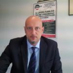 Dario Panico coordinatore Regionale comparto FP Giustizia