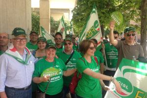 Proclamato lo stato di agitazione dei lavoratori dell'ambito di Maglie