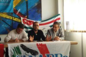 Stato di agitazione polizia penitenziaria di Lecce
