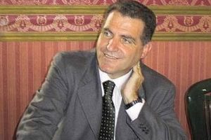 Giorgio Santini a Lecce