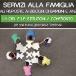 """Tavola Rotonda: """"Servizi alla famiglia – quali risposte ai bisogni di bambini e anziani"""