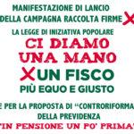Parte da Lecce la campagna Cisl raccolta firme su Fisco e Previdenza – 10 Aprile presso l'Hotel Hilton Garden Inn di Lecce
