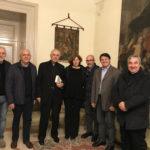 Cisl Lecce incontra l'Arcivescovo S.E. Monsignor Domenico D'Ambrosio