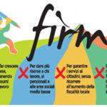 Firma per un Fisco più equo e giusto