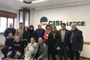 """Si è conclusa oggi la prima fase dei tirocini di formazione ed orientamento di alternanza scuola-lavoro con gli studenti dell'Istituto tecnico """"Grazia Deledda"""""""