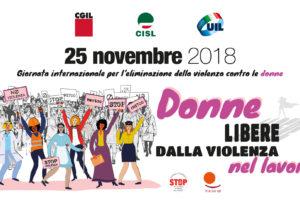 Donne libere dalla violenza nel lavoro