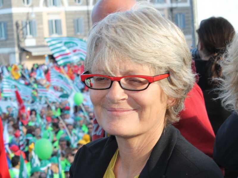 Manifestazione unitaria Cgil, Cisl e Uildel 9 febbraio Lettera della segretaria generale Annamaria Furlan agli iscritti