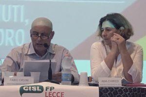 """""""Terzo settore: un sindacato per il lavoro che cambia""""                                                             ne discute Fp Cisl Lecce il 19 giugno all'Emmanuel"""