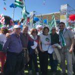 Fnp e Cisl di Lecce oggi a Roma per rivendicare rispetto e diritti per i pensionati