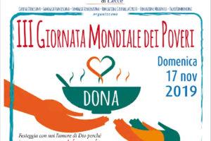 III Giornata Mondiale dei Poveri
