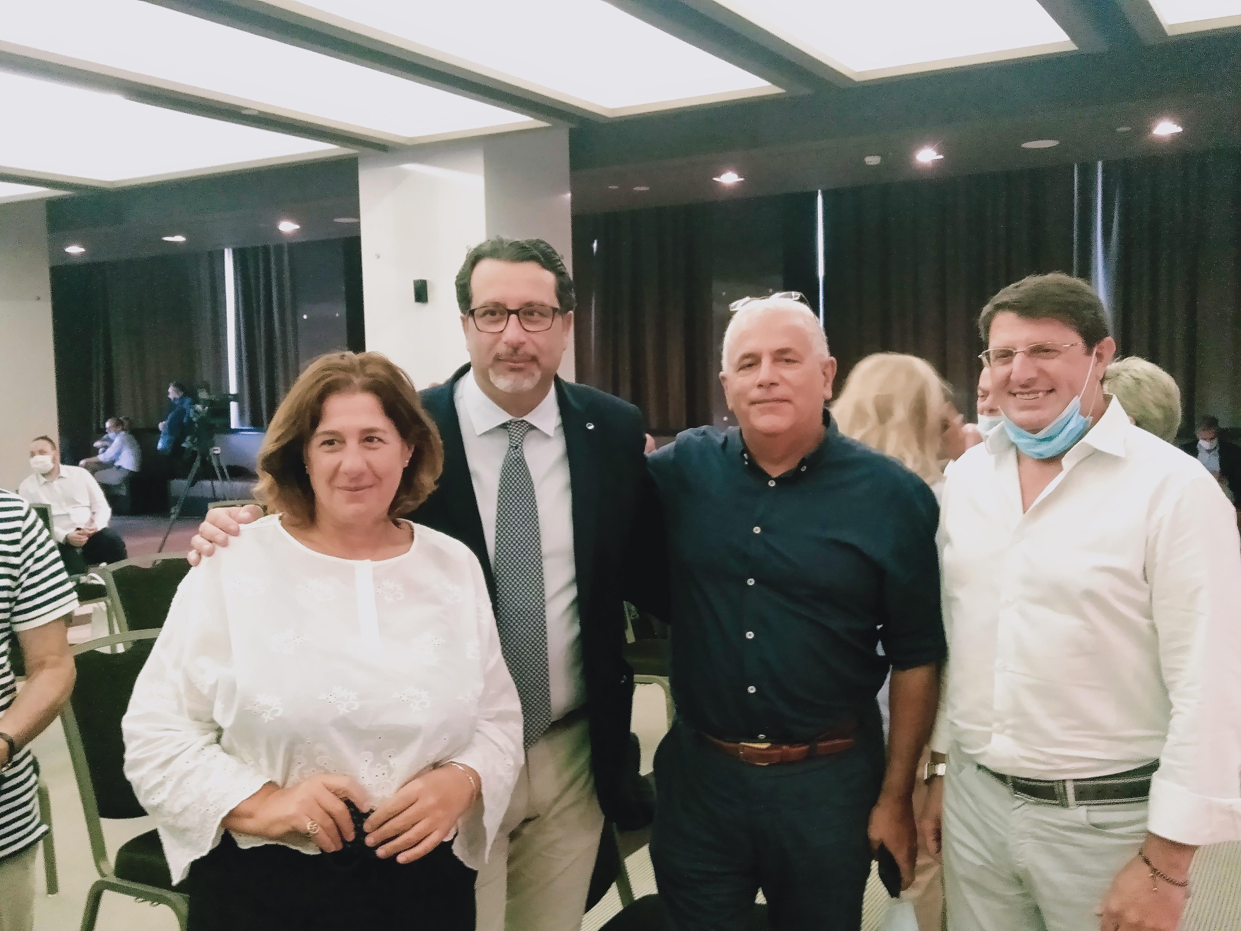 Antonio Castellucci è il nuovo Segretario Generale della CISL Puglia