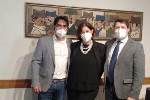 Comunicato stampa: Ada Chirizzi è la nuova Segretaria Generale della CISL di Lecce