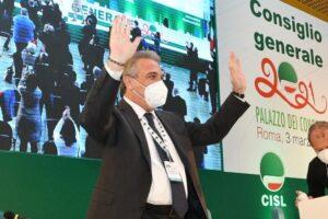 Luigi Sbarra eletto nuovo Segretario Generale