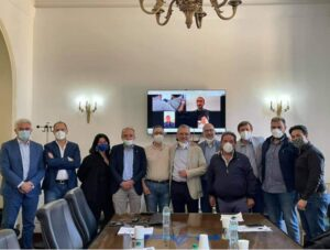 100×100 Elettrici!!! La Segreteria Nazionale della FLAEI incontra la Segreteria Regionale FLAEI Puglia