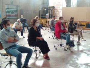 Fermiamo la strage nei luoghi di lavoro: Assemblea Unitaria di Cgil, Cisl e Uil Lecce con le Federazioni di categoria degli Edili